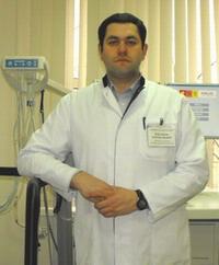 ЧомахидзеП.Ш. - врач-кардиолог